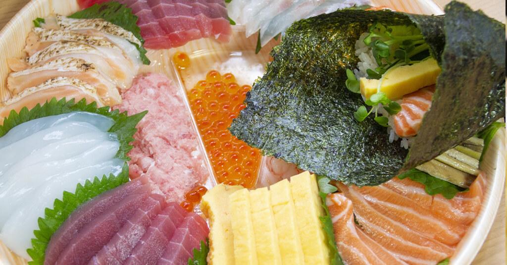 旅館松島宿泊プラン-手巻き寿司プラン(2食付き)