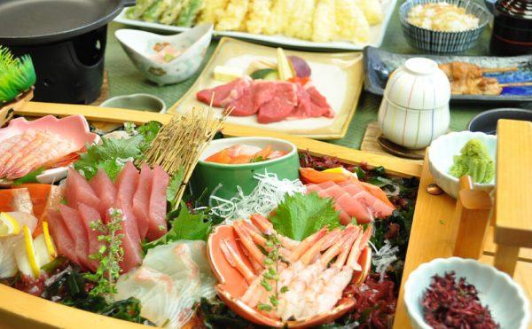 旅館松島宿泊プラン-船盛付きプラン(2食付き)