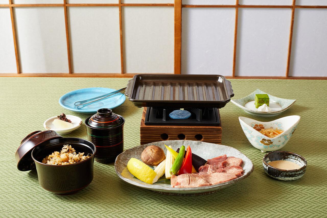 牛タン膳 / 1,650円