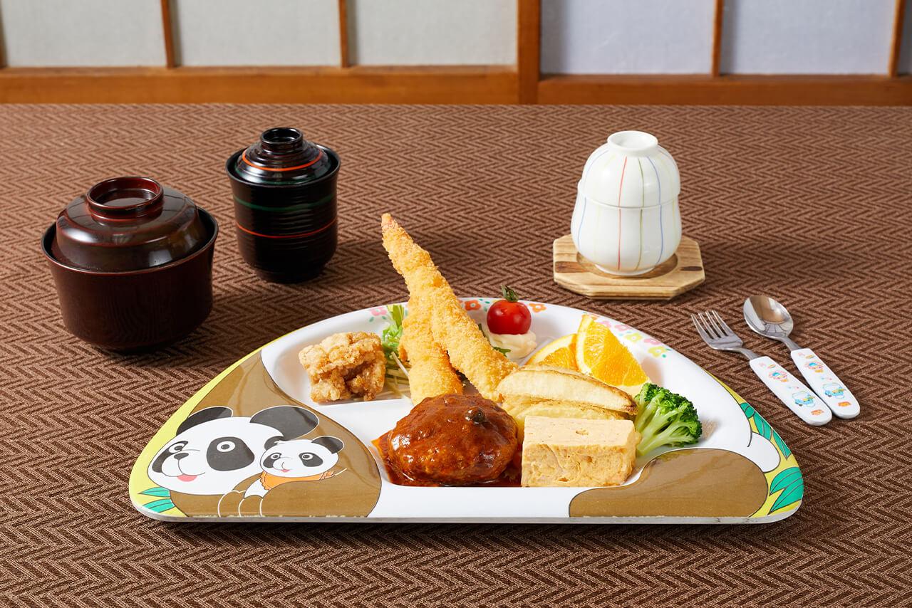 お子様膳 / 1,650円