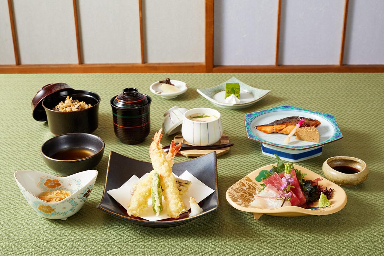 松島膳 / 2,750円