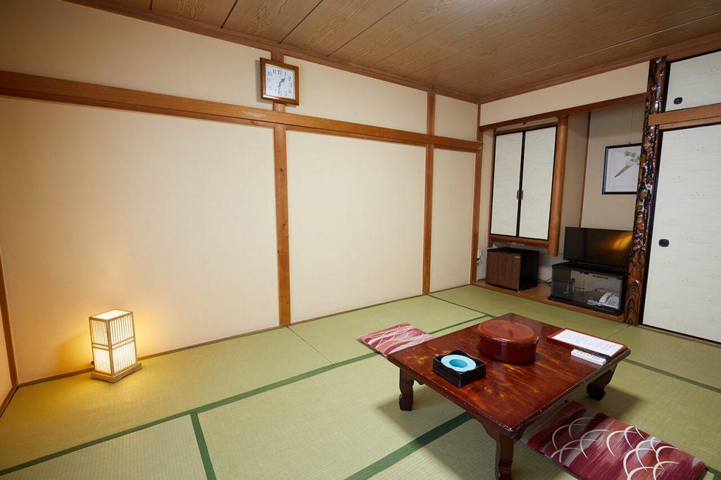 旅館松島客室10畳間