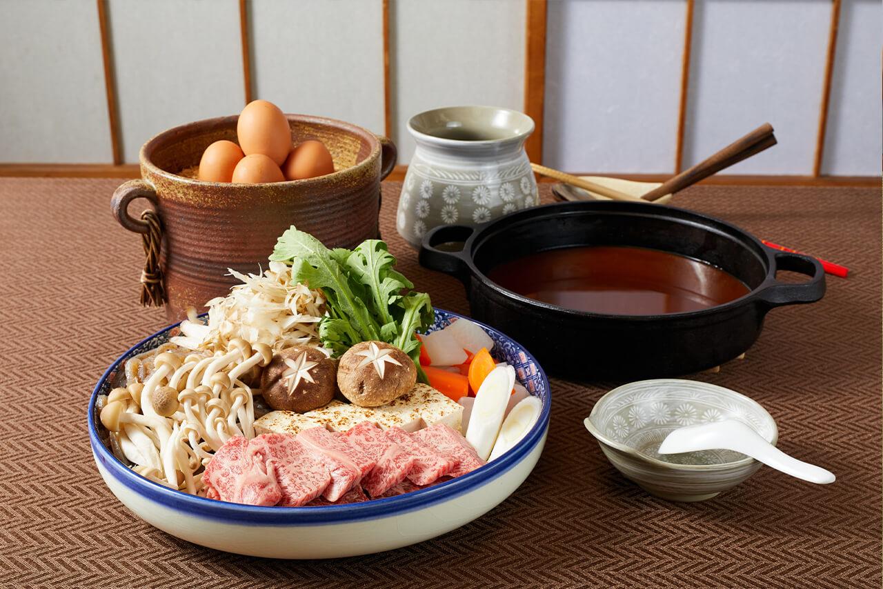 黒毛和牛鍋 / 単品 6,600円