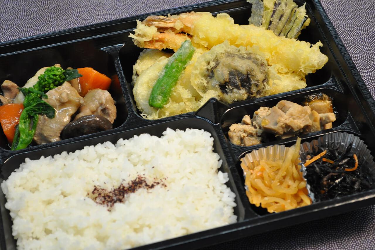 天ぷら弁当 / 1,500円