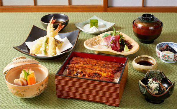 鰻重膳 夕食プラン(2食付)